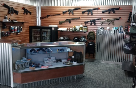 groupon.com - Up to 47% Off on Airsoft (Activity / Experience) at Dry Fire Laser Shooting Range LLC
