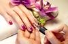 Up to 54% Off on Nail Spa/Salon - Manicure at vip nail spa