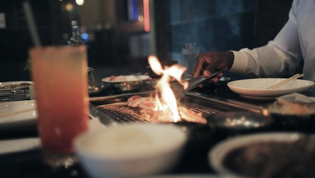Up to 20% Off on Korean - Barbeque / BBQ Cuisine at Chow One Korean Steakhouse