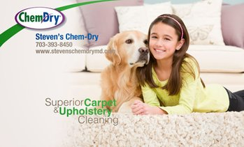 Up to 42% Off on Carpet Cleaning at Steven's Chem-Dry