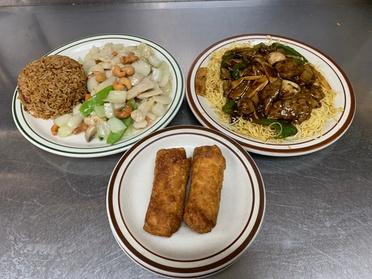 Up to 47% Off on Chinese - Sichuan / Hunan Cuisine at Golden Wok Restaurant-Glen Ellyn