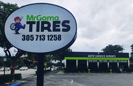 Up to 29% Off One Full Synthetic Oil Change & Filter + Tire Rotation at Mr Goma Tires