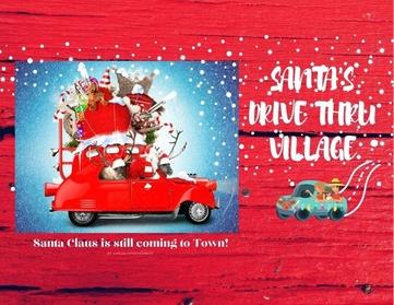 Up to 30% Off on Christmas eventat Santas Drive Thru Village