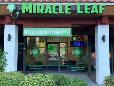 Up to 25% Off on Medical Marijuana Treatment at Miracle Leaf Health Center
