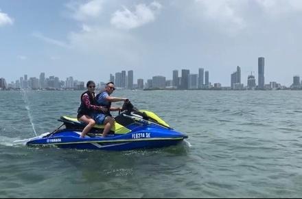 Up to 77% Off on Jet Ski Rental at Miami Ski LLC