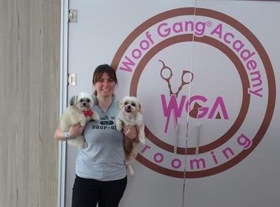 Up to 62% Off on Pet - Grooming / Salon at Woof Gang Academy of Grooming