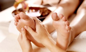 Up to 70% Off Massages at Blue Nail & Spa