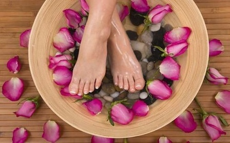 One 60-Minute Foot Reflexology Massage with Chinese Herbal Soak for One or Two at Health Massage (Up to 50% Off)
