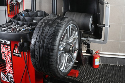 Up to 40% Off on Automotive Tire Rotation at AutoMart USA