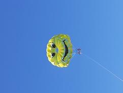 Parachute ascensionnel Frontignan