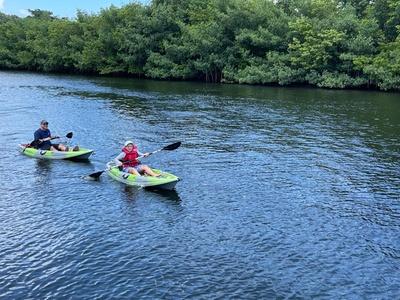 Up to 35% Off on Kayak Rental at Flovibez Adventure Tours