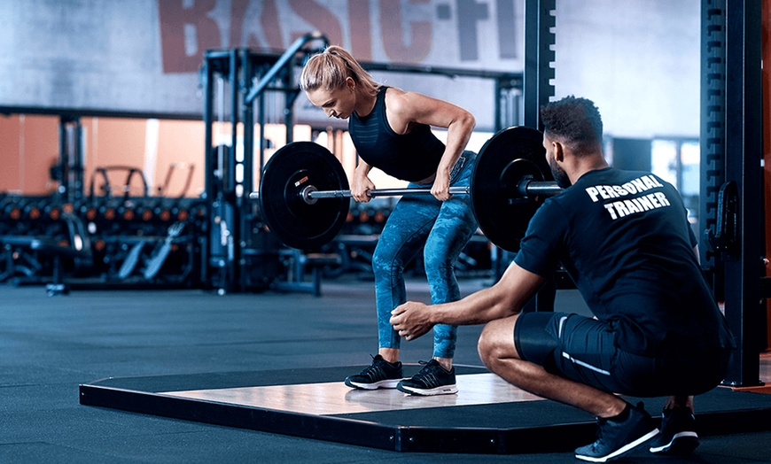 Element Personal Training Up To 57