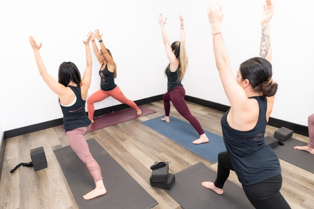 Up to 52% Off on Yoga Class at OM & Vine