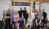 Ten-Class Fitness Pass