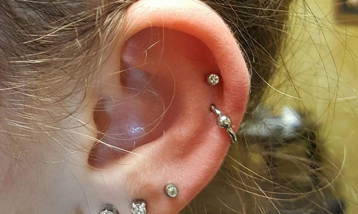 pinpoint piercing