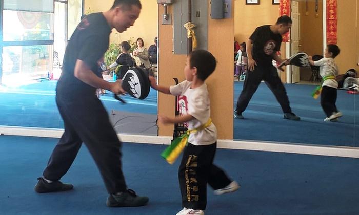 Thunder Kung Fu Academy