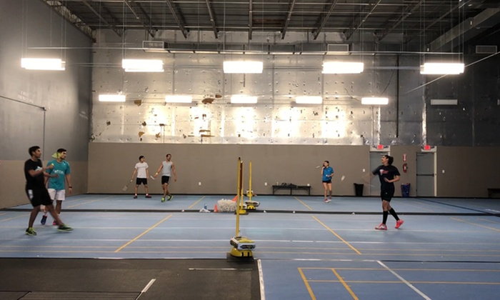 capital badminton academy up to 33 off gaithersburg md groupon
