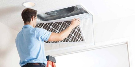 $35 for $350 Worth of Services — Air Duct Clean Crew