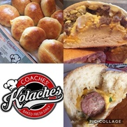 44% Off Bakery / Bread at Coaches Kolaches, plus 6.0% Cash Back from Ebates.