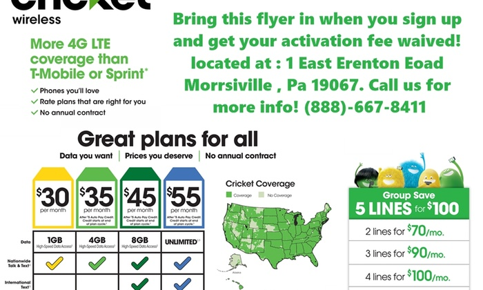Cricket Wireless - Authorized Dealer