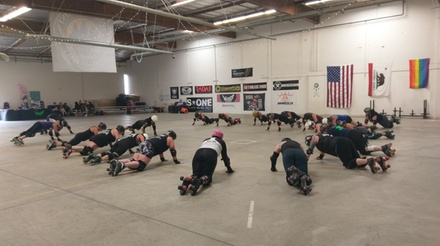$60 for $120 Worth of Services — Los Anarchists Roller Derby