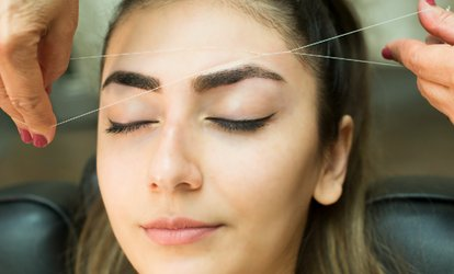image for 27% Off Eyebrow Threading