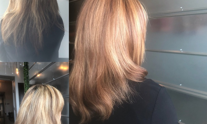 Dreamcuts and styles - Canyon Gate at Westheimer Lakes: $40 Off $75 Worth of Beauty Package