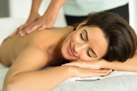 35% Off a Therapeutic Massage at Unwind and Align Therapeutic Massage, plus 6.0% Cash Back from Ebates.