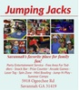 $5 for $10 Worth of Products — Jumping Jacks Family Fun Center