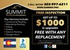 $10 for $100 Worth of Services — Summit Restoration Professionals