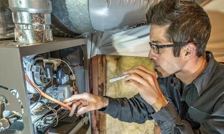 Furnace Tune-Up and Safety Inspection from 24/7 Heating & Cooling (68% Off)
