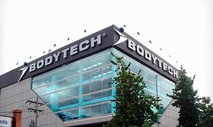 BODYTECH® - BODYTECH®: Desde $85.000 por inscripción mensual, trimestral o semestral en categoría Classic paraBodytech®