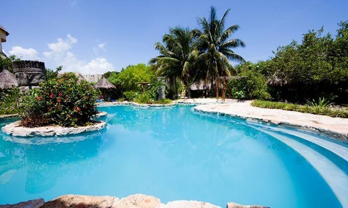 Villas Delfines: Holbox: 1, 2, 3 o 4 noches para dos + desayunos en Villas Delfines. Elige habitación
