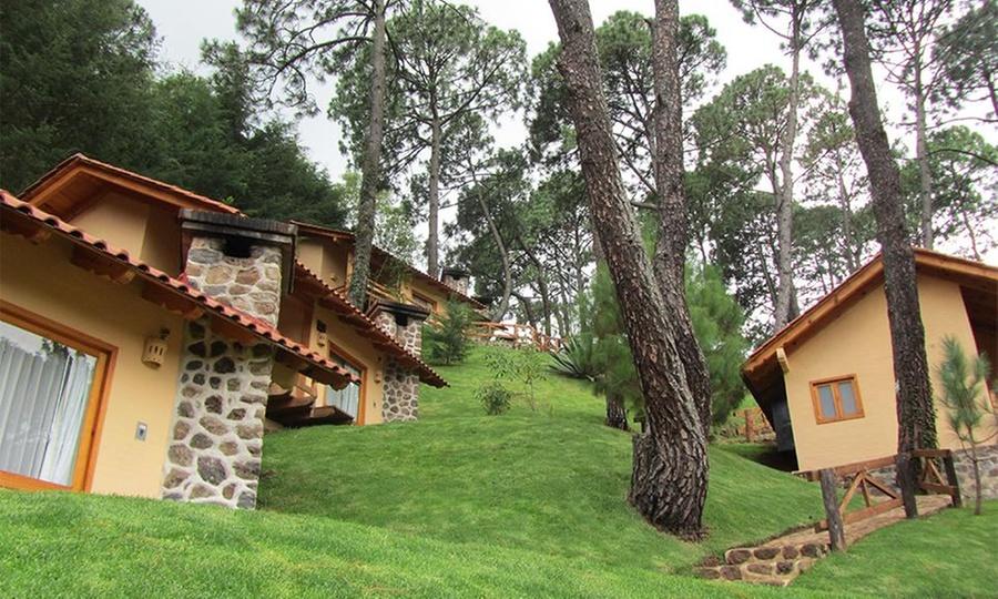 Hotel Bosque Escondido: Mazamitla: desde $1,599 por 2 noches para dos + desayuno en Hotel Bosque Escondido