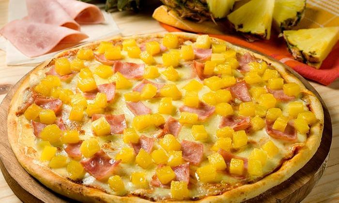 Jenos Pizza: $22.450 por pizza de 12 porciones de cualquier especialidad en Jeno's Pizza®