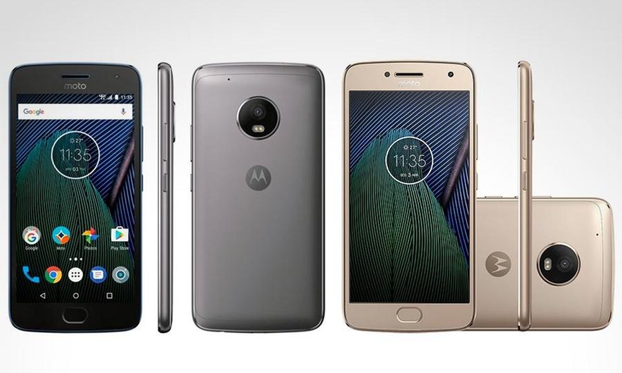 Otto Ware: Smartphone Motorola G5 de 32 GB desbloqueado en Otto Ware