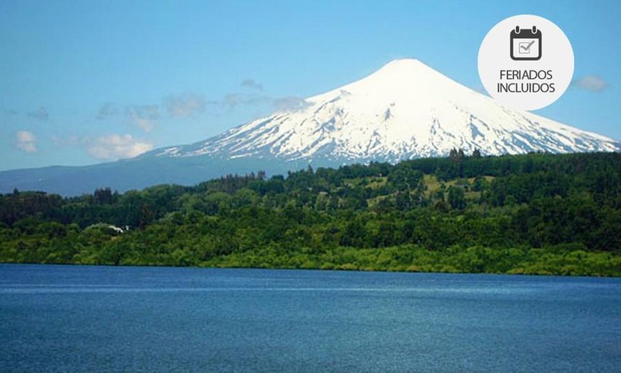 Sueños del volcan: Villarrica: 2, 3 o 4 noches para 2 personas + desayuno + welcome drink en Sueños del Volcán