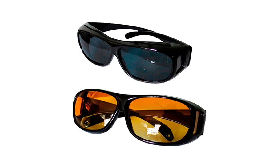 Shopping Colombia: Set de gafas HD - visión para día y noche. Incluye envío