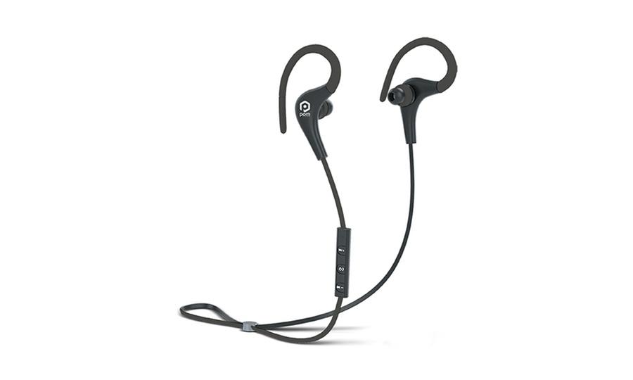 Groupon Shopping: Audífonos POM Bluetooth Vibes Sport. Incluye despacho