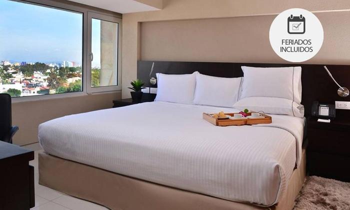 Hotel Posada Guadalajara - Hotel Posada Guadalajara: Desde $699 por 1, 2, 3 o 4 noches para dos en habitación estándar o suite con opción a cena romántica en Hotel Posada Guadalajara