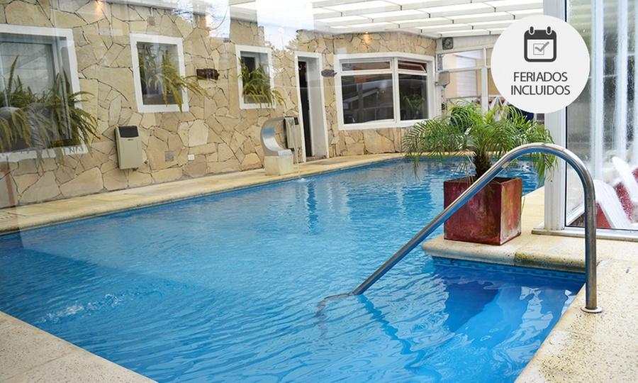 Hosteria Las Glicinas: Pinamar: 2, 3 o 4 noches para 2 personas + desayuno + acceso a spa en Hostería Las Glicinas