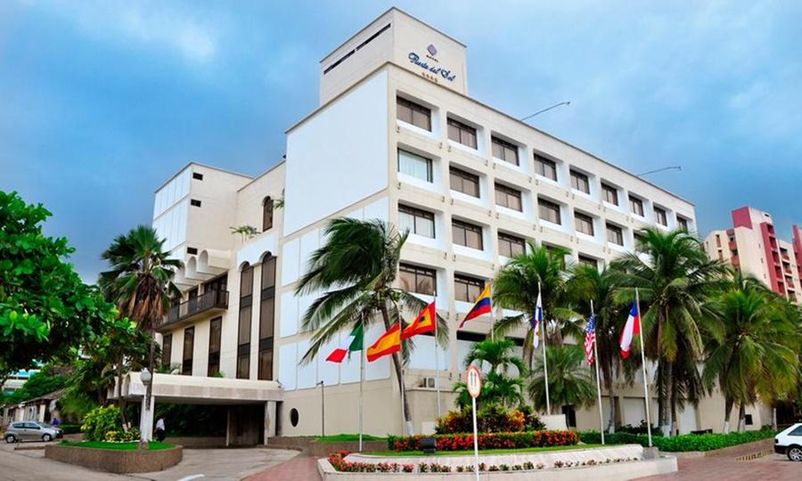 Hotel Puerta del Sol - Servicios (RNT: 37515): Desde $63.900 por cena para dos o cuatro con entrada + platos fuertes + postres + bebidas en Hotel Puerta del Sol - Servicios