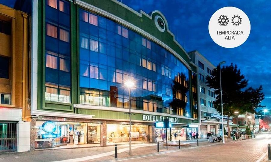 Hotel HD: Concepción: desde $35.000 por 1, 2 o 3 noches para dos + desayuno buffet + tabla de bienvenida + late check outen Hotel HD