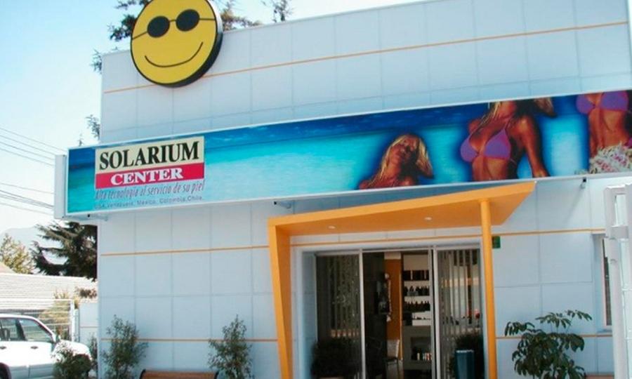solarium center: 3, 5 u 8 sesiones de solárium o colágeno