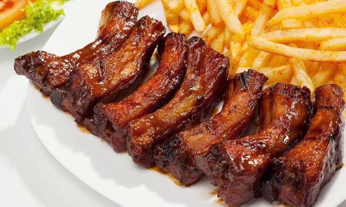Restaurante Que Rico Vacilon: Menú para dos o cuatro en Restaurante Que Rico Vacilón