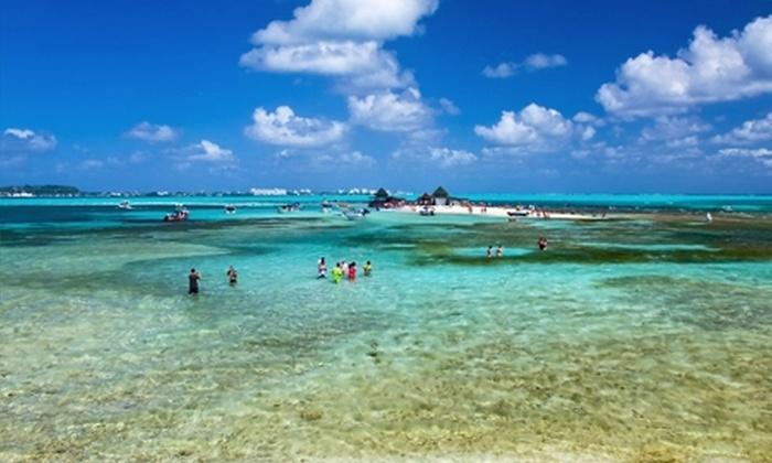 Groupon Travel (San Andrés): San Andrés, Colombia: paga desde $549.000 por persona por 5 o 7 noches para dos en Hotel Decameron San Luis + traslados + aéreos
