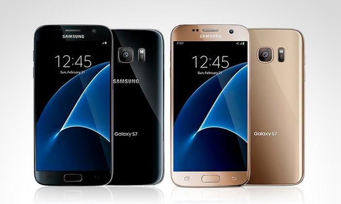 Shopping México: Samsung Galaxy S7 de 32GB en color a elegir. Incluye envío