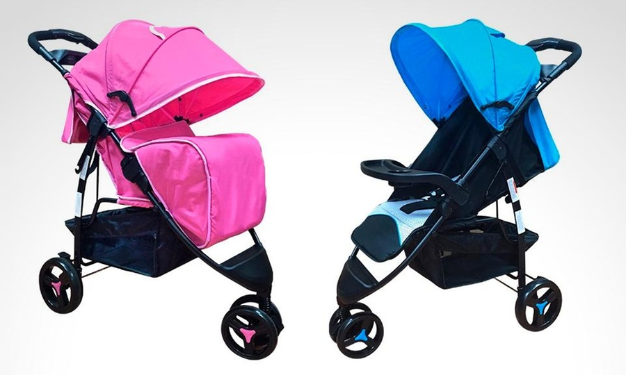 EBABY SOCIEDAD ANONIMA CERRADA - EBABY SAC: Coche de paseo Bethany en color a elección con Ebaby. Opción a delivery