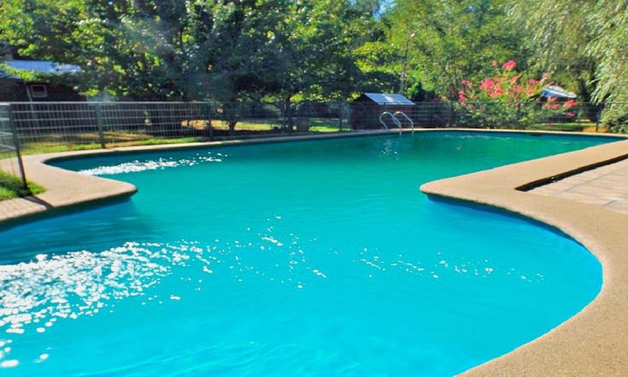 Cabañas Aguas Claras: Chillán: 2, 3 o 4 noches para 2 con opción a feriados en Cabañas Aguas Claras