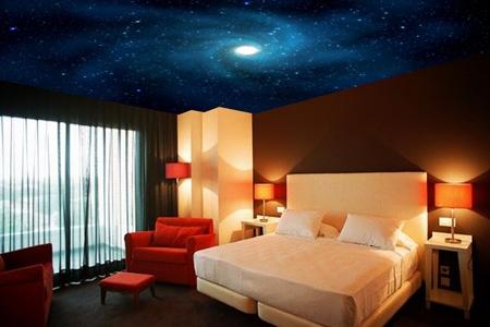 F brica de estrellas groupon del d a groupon for Cuartos decorados con estrellas